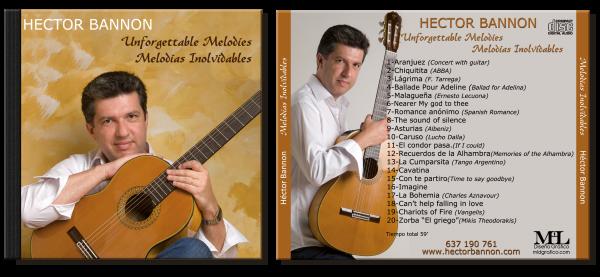 Melodias Inolvidables 2014 hector bannon